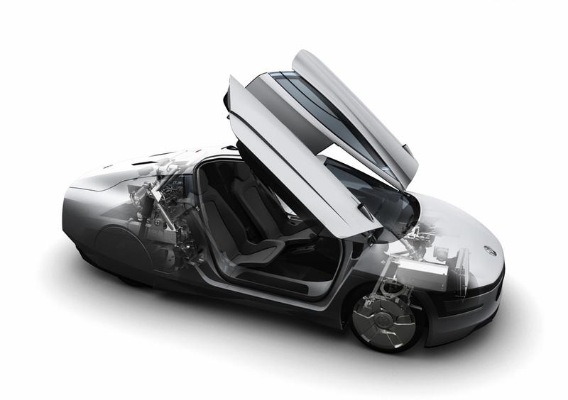 Volkswagen Studie XL1